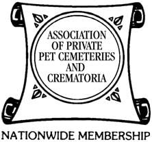 Association of Private Pet Cemeteries and Crematoria Logo