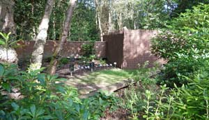 The Communal Cremation and Green Burial Area